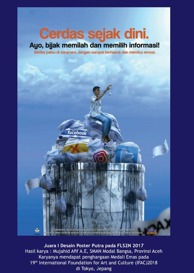 Siswa Aceh Ini Harumkan Indonesia di Festival Seni ...