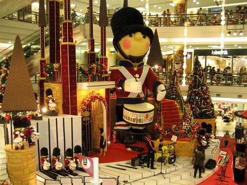 christmas in KL @ 1 utama