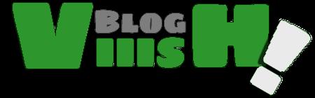 Blog Viiish - Novo Blog Viiish!