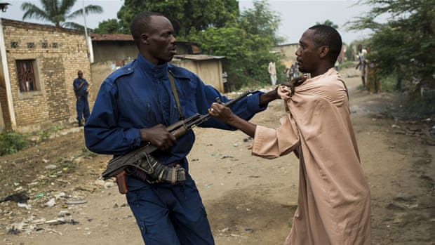 Violence, targeted killings consume Burundi protests