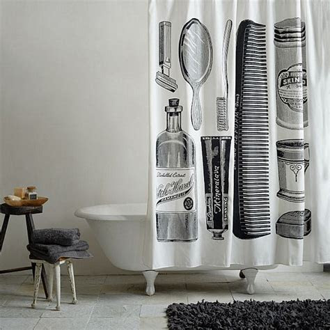 Amazing Shower Curtain Designs That Give Artistry And