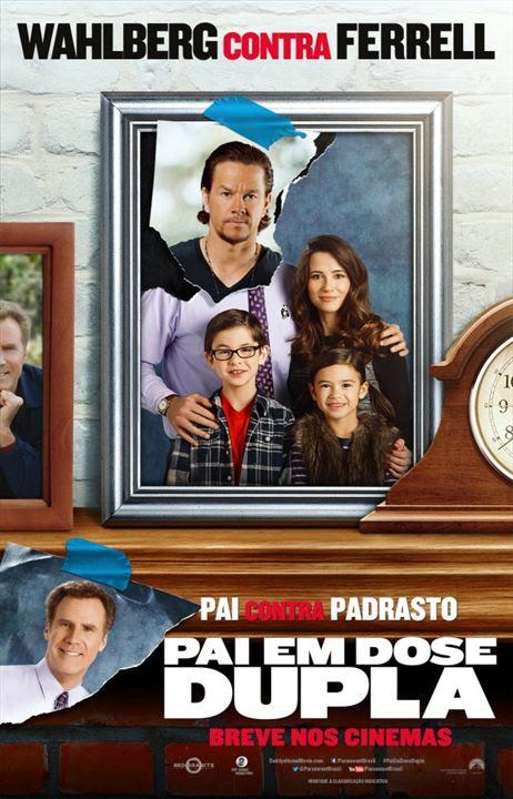 Pai em Dose Dupla : Poster