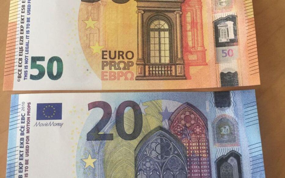 Faux Billets De 20 Et 50 Euros Comment Les Reconnaître
