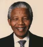 Нельсон Манделла, первый чернокожий президент ЮАР