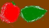 tomat_ja_kurk - online jigsaw puzzle - 40 pieces