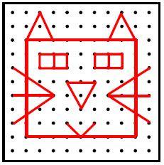 Géométrie Fiches Dexercices Gs Cp Ce1 Les Coccinelles