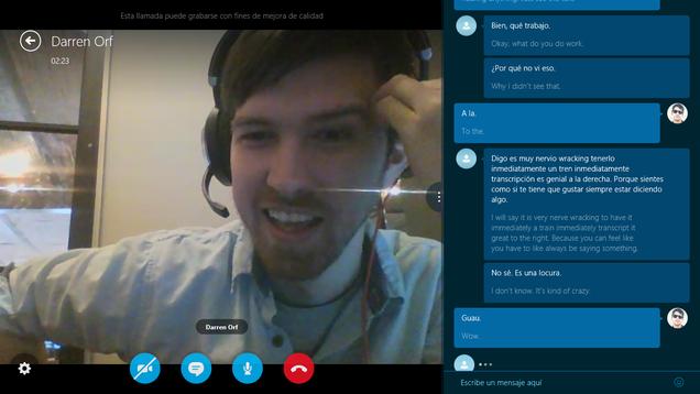 Un simple mensaje en Skype cierra el programa y obliga a reinstalarlo
