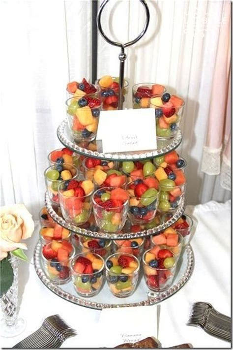 25  best ideas about Bridal shower appetizers on Pinterest
