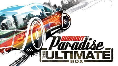 Burnout Paradise The Ultimate Box Free Download   CroHasIt