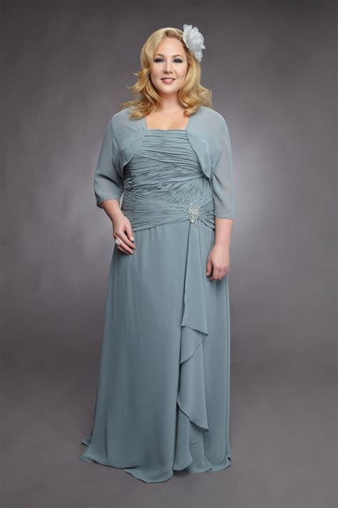 7 Perfect Plus Size Dresses for Mother of the Bride/ Groom
