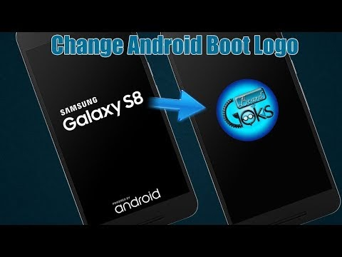 How To Change Android Boot Logo To Custom Bootlogo