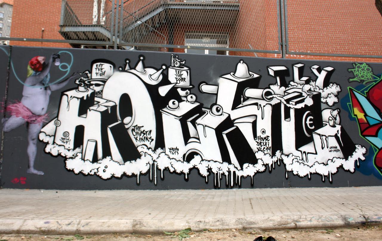 VINZ-HOUSE-FASIM-JOHE. Mislatas Representan 2014,Valencia