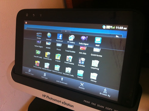 HP Photosmart Zeen