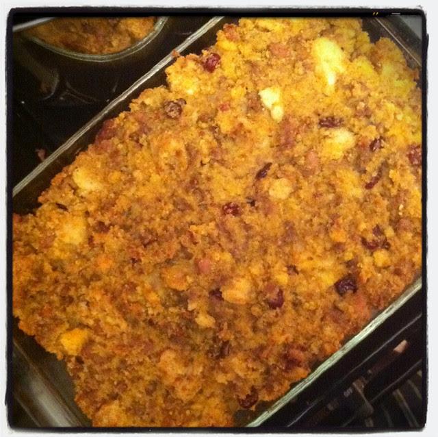 Thanksgiving: Stuffing