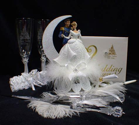 Disney Cinderella & Prince Charming Wedding Cake by
