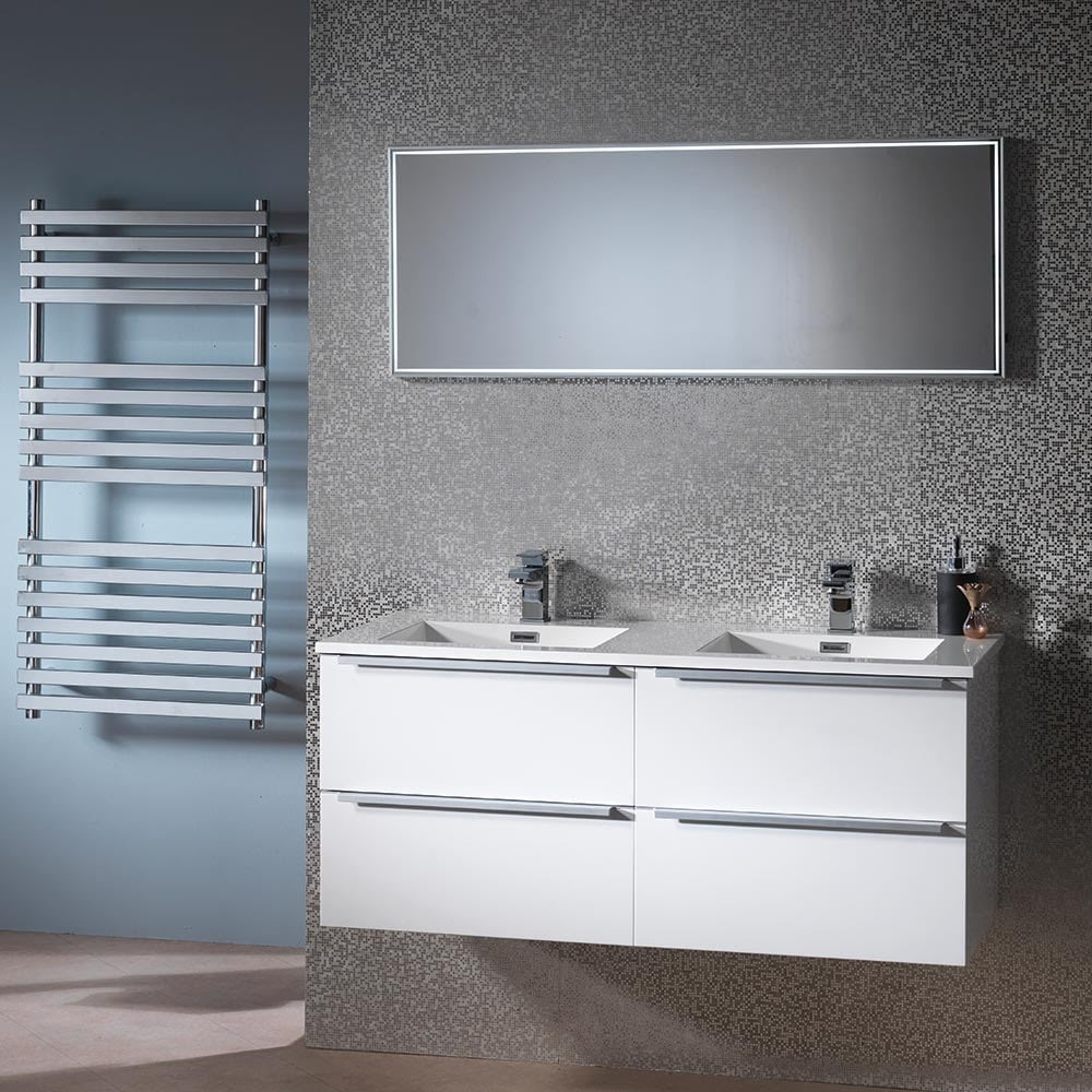 Ascent Mirrors Nevada Full Length Mirror With Integrated Led Light