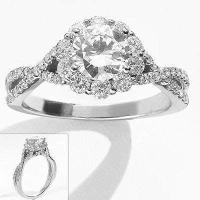 Simply Vera Vera Wang, her new line of wedding rings