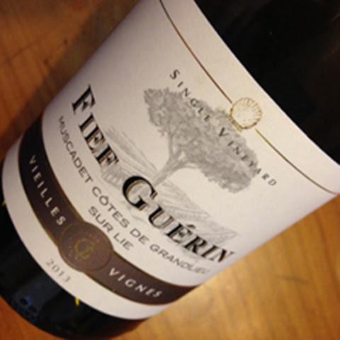 Muscadet Côtes de Grandlieu Fief Guerin 2013 Domaine des Herbauges