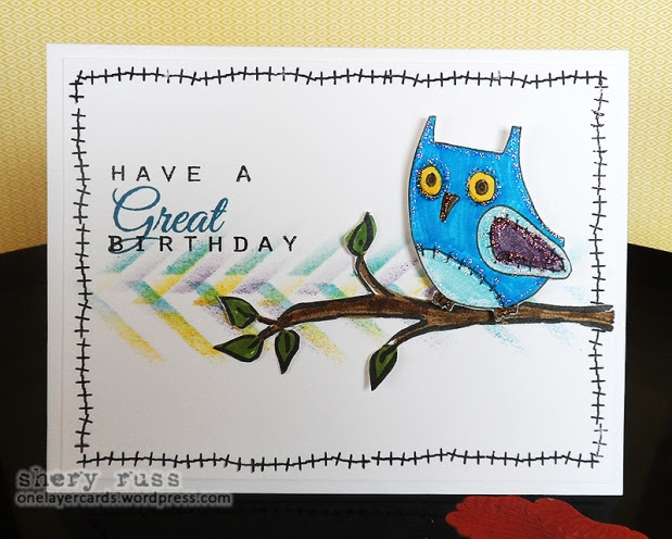 2014-04-11 Birthday owl 613 Avenue Create