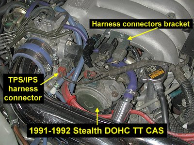 Stealth 316 Cas Replacement Dohc 1991 1992