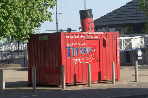 Belfast - Titanic Boat Tours by infomatique