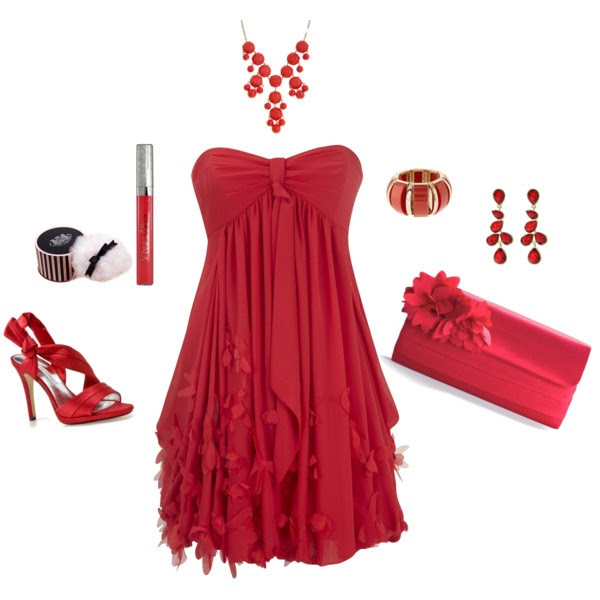 15 elegant combinations for valentine's day