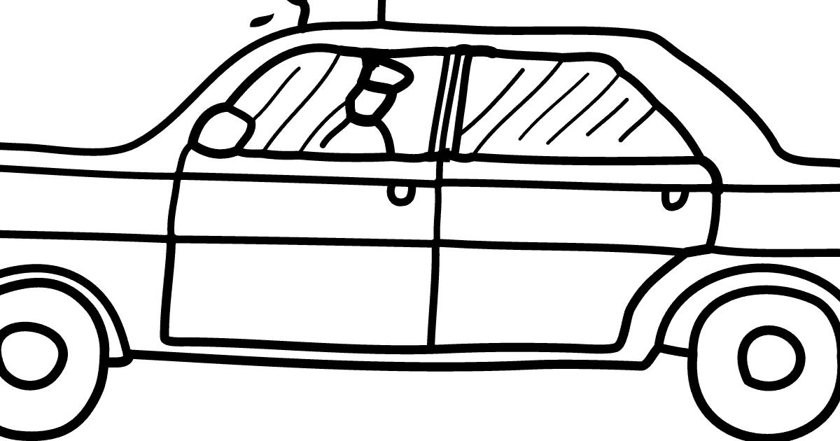 polizeiauto ausmalbilder für kinder  ausmalbilder polizei