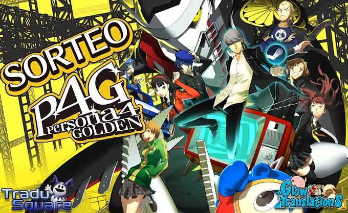 ¡Sorteo Persona 4 Golden para PC!