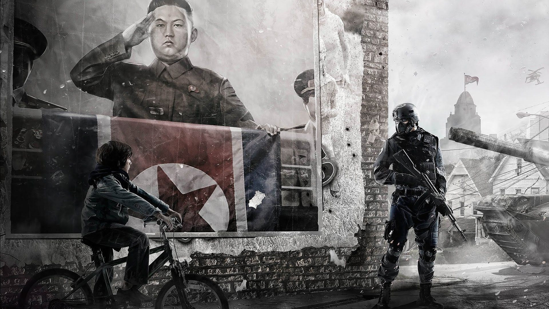 Liberty Leading The People Wallpaper