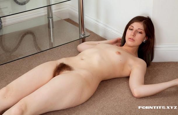 Lianna Glass on the carpet