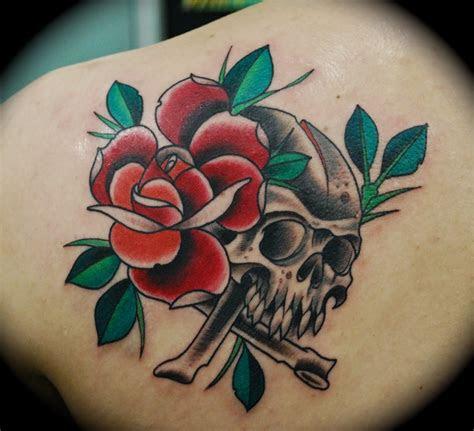 beautiful rose tattoo inspirations