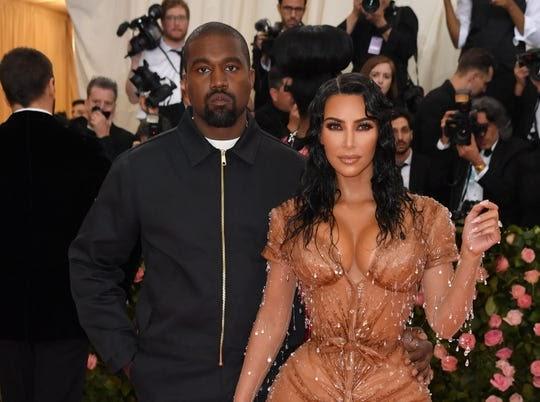 Kim Kardashian Dismisses Divorce Rumours As She Reunites With Kanye West For Date Night