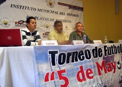 Mayo Torneo RtnoticiasPresentaron Futbol El De 5 0wOnPk