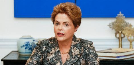 Dilma já está ciente de que não há mais como vencer a primeira etapa da batalha do impeachment no plenário do Senado / Foto: Roberto Stuckert Filho/ PR