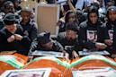Black boxes show 'clear similarities' with Indonesia crash, Ethiopia says