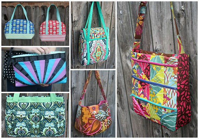 Sew Sweetness Bag Patterns