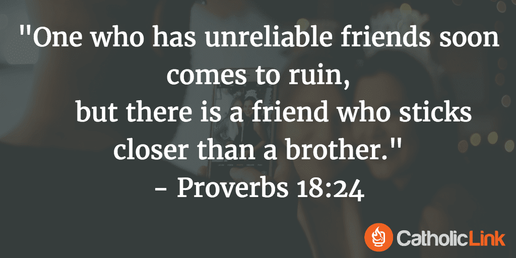 10 Quotes On Friendship From The Saints That Youll Want To Share