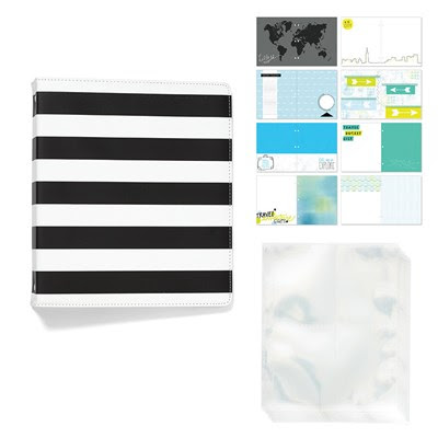Adventure Mini Album Bundle (3″ × 4″ Memory Protectors™) (CC1201)