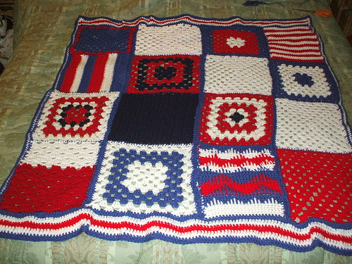red,white,blue 'ghan