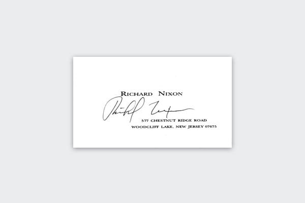 noministnow mark zuckerberg business card