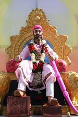 Shivaji Jayanti Shiv Sena Shakha Bandra Hill Road by firoze shakir photographerno1