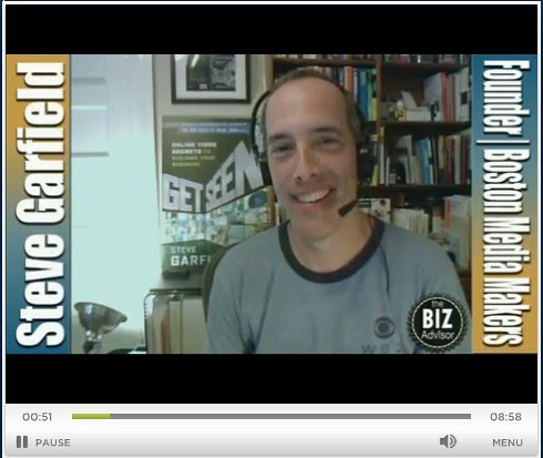 eWeek Interview about Google Plus and Video by stevegarfield