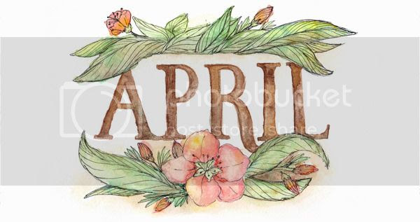 Happiness is... April 2015 Free Printable Calendar and Planner