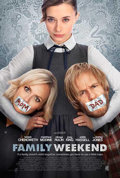Resultado de imagen de un fin de semana en familia pelicula
