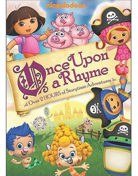 Nickelodeon Favorites: Once Upon a Rhyme   The Mommyhood
