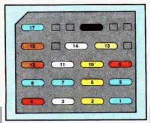 Chevrolet Camaro 1993 Fuse Box Diagram Auto Genius