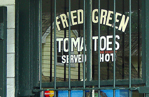 Fried Green Tomatoes - Juliette, GA
