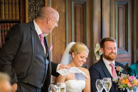 short sweet father   bride speech examples