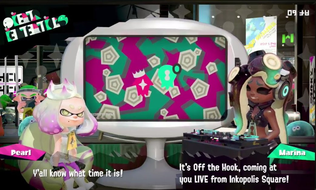 Mayo and ketchup go head to head in Splatoon 2's next Splatfest screenshot