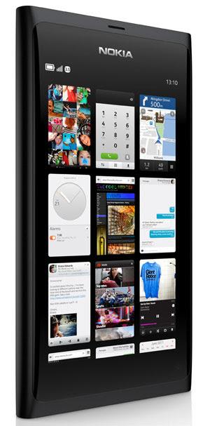 Nokia N9, novo top de linha da companhia finlandesa (Foto: Divulgação/Nokia)